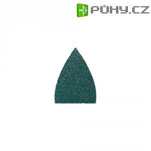Brusný papír - trojúhelník 20 ks, K120