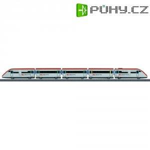 Startovací sada H0 Märklin World 29203, švýcarský vlak, magnetické spřáhlo
