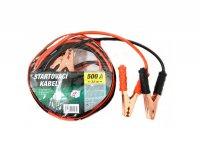 Startovací kabely 500A 2,5m zipper bag