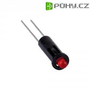 LED signálka Mentor 2694.8023, 2,25 V, červená