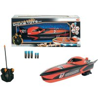 RC model lodi Dickie Toys WaveStriker, vč. RC soupravy, 1:28, 27 MHz, RtR