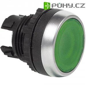 Tlačítko BACO BAL21AH20 (224002), 22,3 mm, zelená