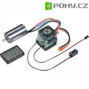 Sada Brushless elektromotoru Modelcraft Phase, 1:8, 1700 ot./min./V