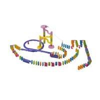 Eddy Toys Domino set 158 dílků