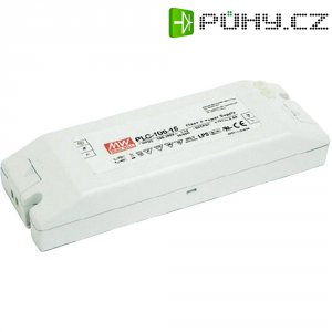 Vestavný spínaný zdroj MeanWell PLC-100-24 LED, 24 VDC, 96 W