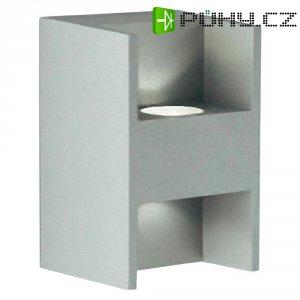Nástěnné LED svítidlo Philips Ledino, 69087/87/16, 2x 2,5 W, stříbrná