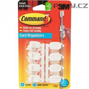 Samolepící kabelová úchytka COMMAND17304DE 3M