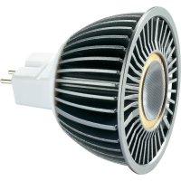 LED žárovka Barthelme GU5.3, 6 W, teplá bílá, 25°