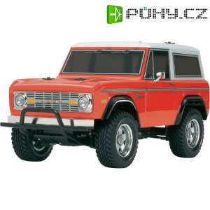 RC model EP Crawler Tamiya Ford Bronco 1973, CC-01, 1:10 , 4WD, stavebnice