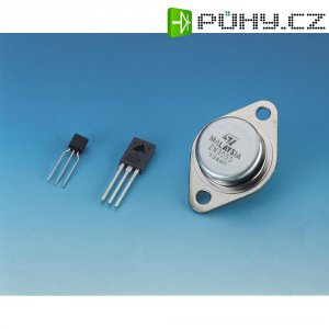 Bipolární tranzistor STMicroelectronics BD 179, NPN, TO-126, 3 A, 80 V
