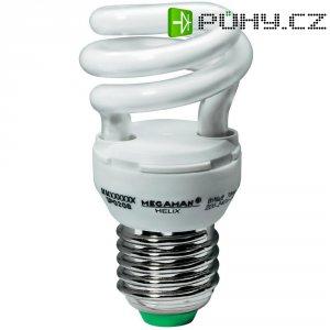Úsporná žárovka spirálovitá Megaman Helix E27, 11 W, studená bílá