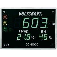 Panelový měřič kvality ovzduší Voltcraft CO-1000, 576 x 426 x 57.6 mm