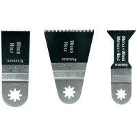 Sada pilových listů Fein E-cut Combo, 6 35 02 127 04 0, 35/44/65 mm