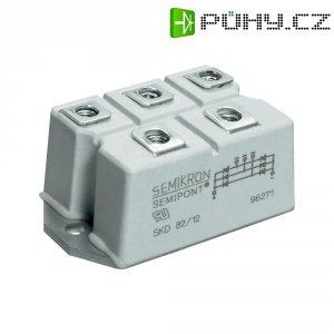 Můstkový usměrňovač 3fázový Semikron SKD82/16, U(RRM) 1600 V, Semipont® 3