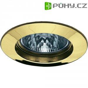 Vestavné svítidlo Paulmann Premium Line 17948, 12 V, 50 W, GU5.3, zlatá