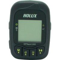 Outdoor cyklocomputer s GPS Holux GPSport 245