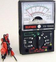 Multimetr YX-1000 ručkový-na náhradní díly-funkční