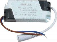Zdroj-LED driver 15-18W, 230V/43-64V/300mA pro podhled.světla M119-20