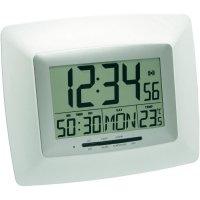 Digitální nástěnné hodiny s časovačem Techno Line WS-8100, 235 x 195 x 27 mm