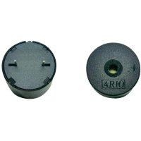 Piezoměnič, 102 dB 3 - 30 V/DC, 10 mA