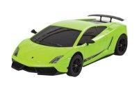 RC model auto 1:24 Lamborghini Murcielago LP 670-4SV (BUDDY TOYS BRC 24010 GR)