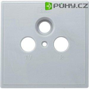 Kryt pro anténní zásuvky Axing, SZU 2-00, rádio/TV/SAT