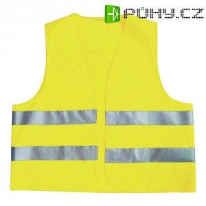 Bezpečnostní vesta, 86053, EN 471, žlutá