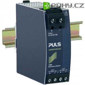 Redundantní modul PULS DIMENSION YR80.241, 24 V, 80 A, na DIN lištu