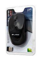 Myš optická bezdrátová BLOW MB-10 černá