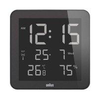 Nástěnné hodiny digitální BRAUN EB0114