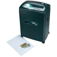 Skartovačka pro dokumenty/CD, příčný řez, 8 listů