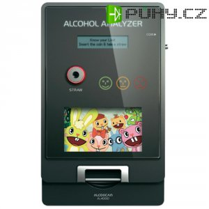 Alkoholtester - automat, ACE AL4000 Videoframe