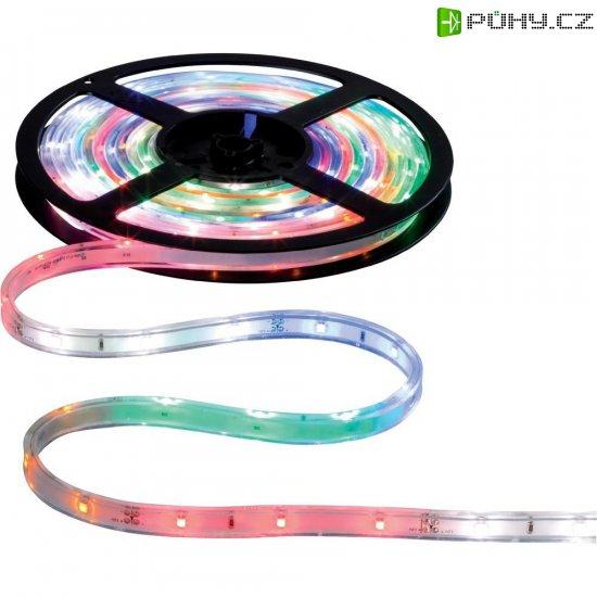 LED pásek Paulmann WaterLED, 5 m, multicolor (70419) - Kliknutím na obrázek zavřete