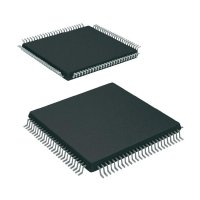 AVR-RISC Mikrokontrolér Atmel, ATMEGA2560-16AU, TQFP-100, 16 MHz