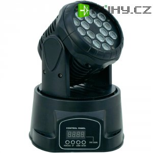 DMX LED otočná hlava Eurolite LED TMH-7, 51785973, 54 W, multicolour