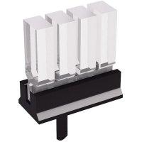 Miniaturní vícenásobný světlovod, stojící Mentor 1296.4134 vhodný pro: SMD LED 0805