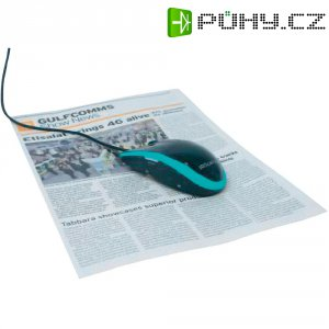 Počítačová myš se zabudovaným scannerem A3 IRIS by Canon IRIScan™ Mouse, 300 x 300 dpi, USB