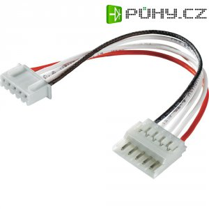 Nabíjecí kabel Li-Pol Modelcraft, XH/EH, 6 článků