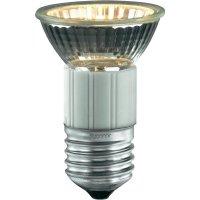 Halogenová žárovka Sygonix, E27, 50 W, 73 mm, stmívatelná, teplá bílá