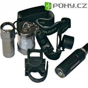 Kapesní LED svítilna Südlicht 5v1 Flex, SL0252, 3 W, černá