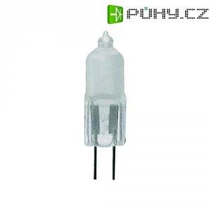 Halogenová žárovka, 12 V, 5 W, G4, Ø 9 mm, teplá bílá