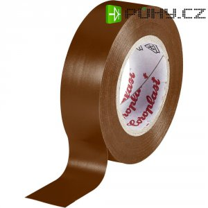 Izolační páska Coroplast, 302, 15 mm x 10 m, hnědá