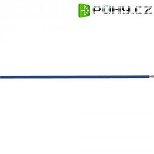 Flexibilní lanko LappKabel LiFY, 1x2.5 mm², modrá