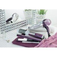 Fén Grundig HD 6760, stříbrná/fialová
