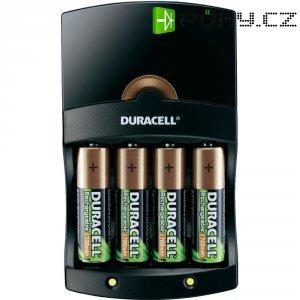 Nabíječka Duracell Simply CEF14, včetně 2x AA 1300 mAh