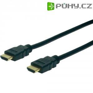 Kabel HDMI vidlice ⇔ vidlice, 1 m, Digitus