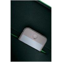 Ochranné pouzdro pro tablet Samsonite Airglow Sleeves, 25,9 cm, černé/zelené