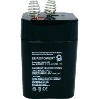 Svítilnový akumulátor olověný 6 V, 4,5 Ah