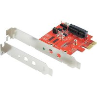 Adaptér rozhraní Renkforce 28554C160 RF-817740, [1x mini PCI Express - 1x PCI Express]