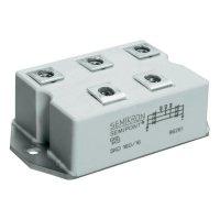 Můstkový usměrňovač 3fázový Semikron SKD110/16, U(RRM) 1600 V, Semipont® 4